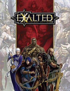 Exalted Second Edition Core Book