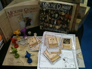 MouseGuardContents