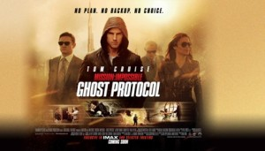 Mission Impossible 4 poster