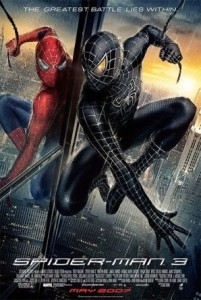Spider Man 3 International Poster