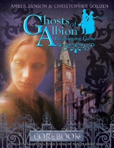 Ghosts of Albion cover
