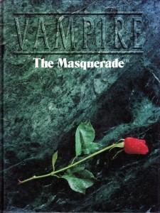 Vampire  The Masquerade 2nd Edition