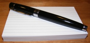 Sheaffer capped