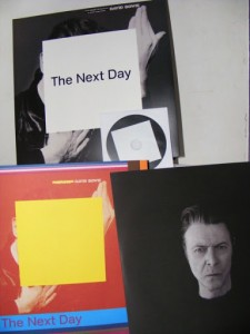 The Next Day Vinyl