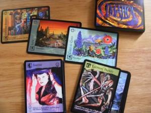 Imajica Cards